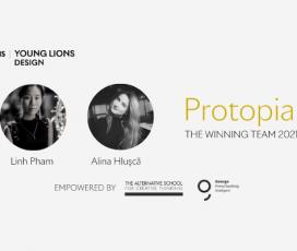 Echipa Protopia este castigatoarea competitiei de Design la The Alternative School