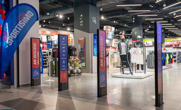 Sportisimo a deschis magazinul cu numărul 35 din România și continuă expansiunea pe piața locală