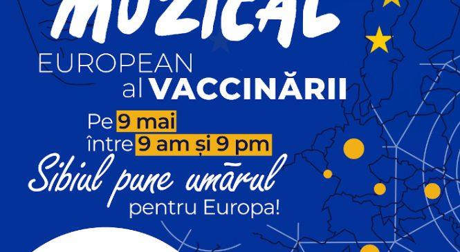 Pe 9 Mai, vino să te vaccinezi la Summit-ul Muzical de la Filarmonica de Stat Sibiu