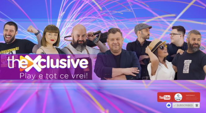 Luni, 31 mai, de la ora 17:00, Kanal D lansează theXclusive, o oferta generoasă de conținut video exclusiv online, care poate fi accesată pe pagina de YouTube Kanal D România