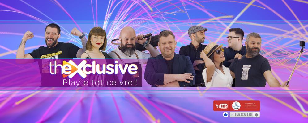 Kanal D theXclusive YouTube Kanal D România