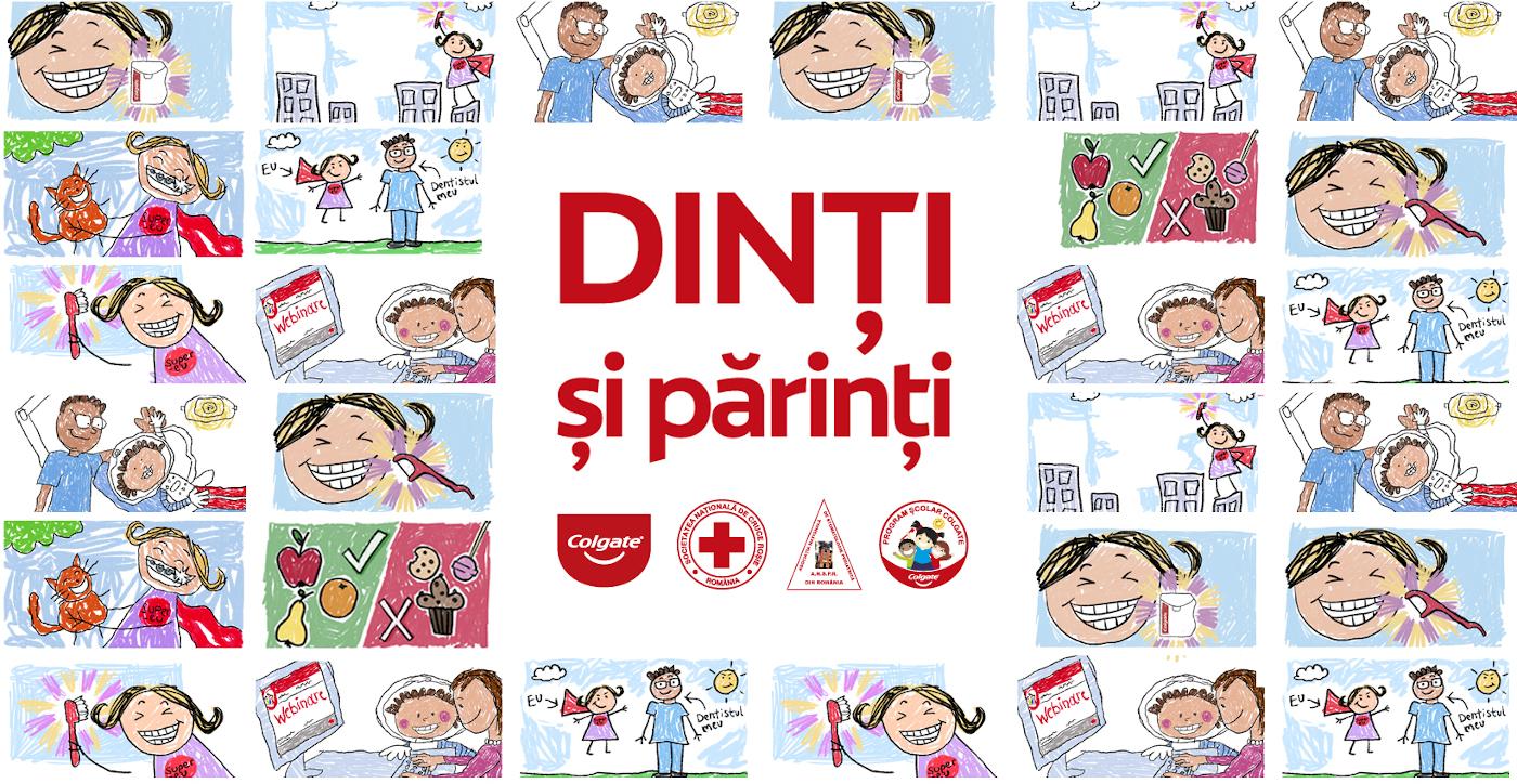 vizual cover Dinți și părinți