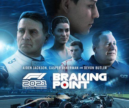 Codemasters si EA SPORTS ofera o perspectivă in detaliu a vedetelor Braking Point F1® 2021