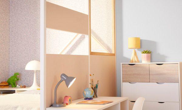Creează ușor spații noi la tine acasă cu pereții modulari Alara de la Brico Dépôt