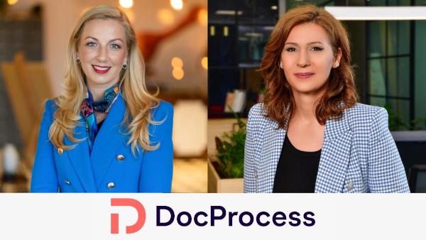 DocProcess își aduce doi executivi în roluri cheie pentru consolidarea poziției companiei în România