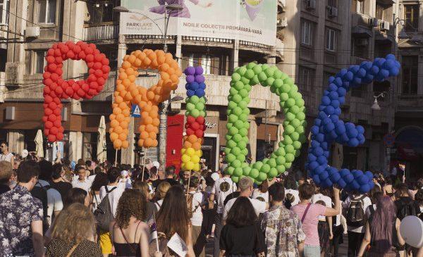 Bucharest PRIDE 2021 va avea loc în luna august