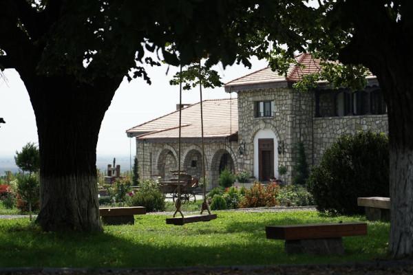Conacul regal Tohani Romania