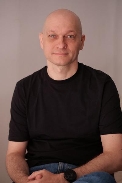 Dragoș Iliescu, CEO, Chief Scientist și fondator Brio