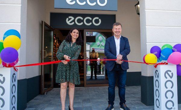 ECCO deschide un nou magazin în România