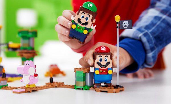 Grupul LEGO introduce modul 2-player în universul LEGO® Super Mario™