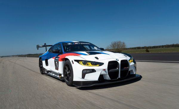 BMW M Motorsport a prezentat BMW M4 GT3 la Nürburgring: prima cursă de test urmează în curând