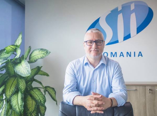 Manel Ballesteros, CEO SII România