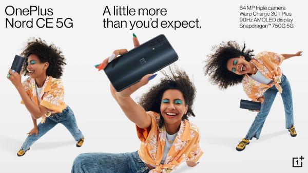 OnePlus Nord CE 5G_Lifestyle KV