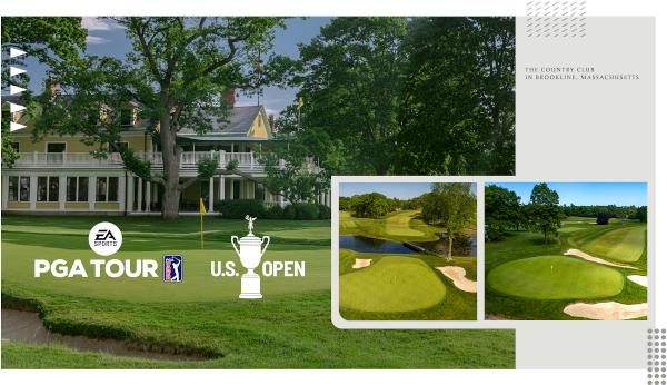 Electronic Arts și Asociația de Golf din Statele Unite ale Americii (USGA) celebrează turneul de golf U.S. OPEN prin extinderea evenimentelor incluse în jocul EA SPORTS PGA TOUR