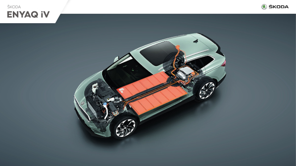 Powering up. Electric vehicles deliver maximum safety 2
