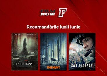 Film Now: Producții pline de suspans, în săptămâna dedicată thriller-ului