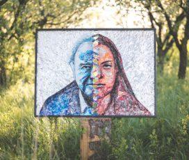 Reciclarea dozelor din aluminiu încurajată în România cu ajutorul artei
