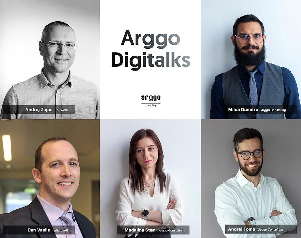 Speakerii Arggo Digitalks