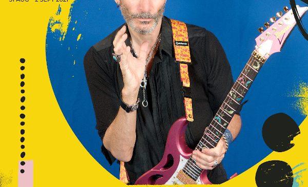 Steve Vai, celebrul chitarist american, confirmat la conferința Mastering the Music Business din București