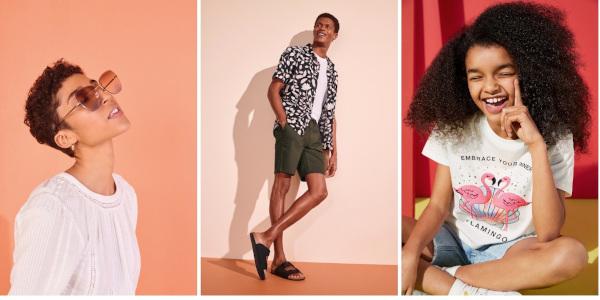 Marks & Spencer prezintă colecția Summer Holiday Shop