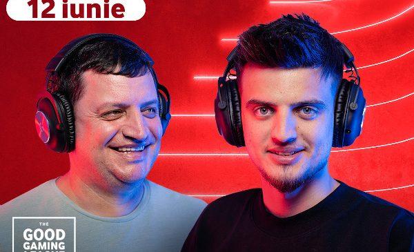 In iunie, Vodafone România aduce părinții și copiii de aceeași parte a frontului de joc