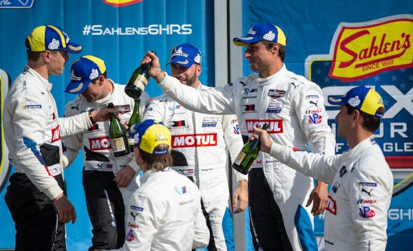 Dublu podium GTLM pentru MOTUL BMW M8 GTE la Watkins Glen – Turner Motorsport câştigă la clasa GTD