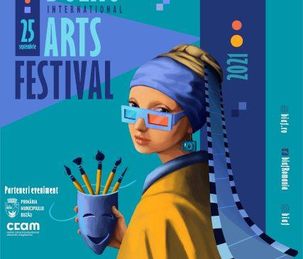 Buzău International Arts Festival aduce o lună de evenimente culturale, în perioada 25 august–25 septembrie