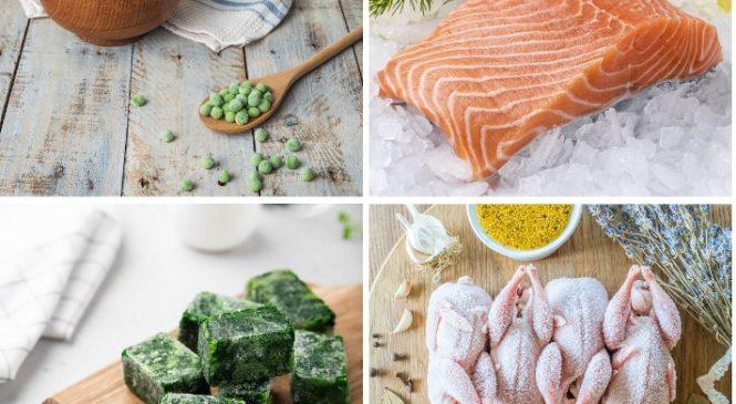 """Pot fi alimentele congelate la fel de nutritive ca cele proaspete? Răspunsul îl găsim în concluziile unui studiu realizat de Facultatea de Știința și Ingineria Alimentelor, Universitatea """"Dunărea de Jos"""" din Galați"""