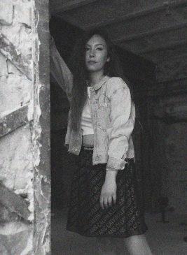 Amelia – campanie Calvin Klein