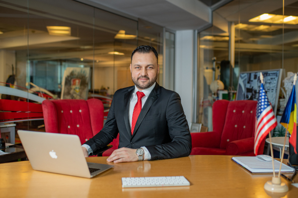Andrei Botiş, CEO Appraisal & Valuation SA și Președinte al Consiliului Român pentru Clădiri Verzi