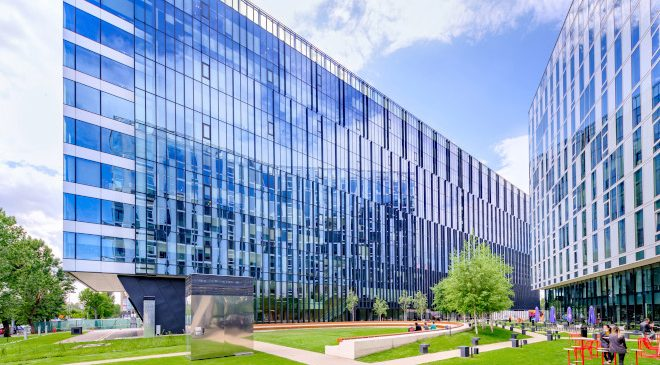 Skanska finalizează tranzacția de vânzare a clădirilor 6.2 și 6.3 din Campus 6, București