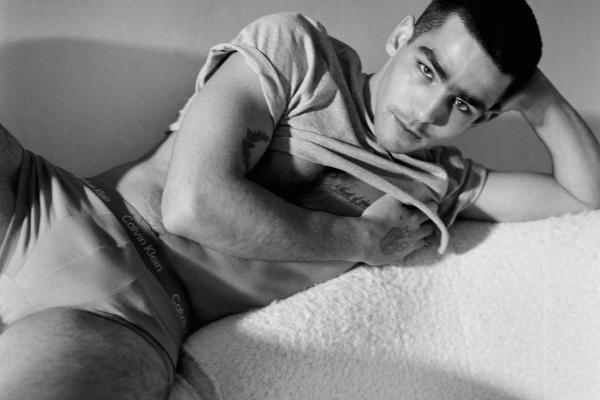Calvin Klein #proudinmycalvins LGBTQIA +