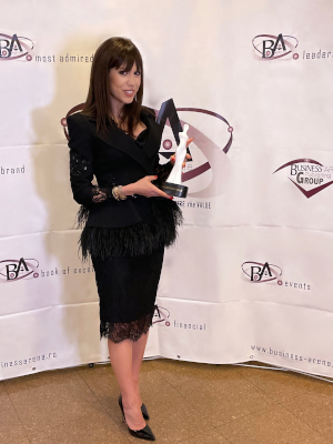 Denise Rifai Television personality of the year