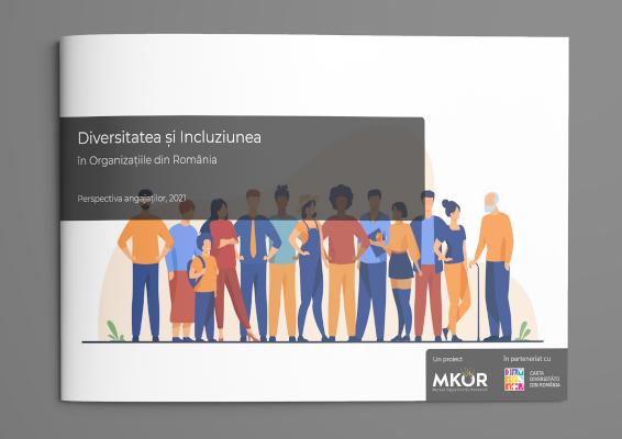 Studiu diversitate si incluziune Romania