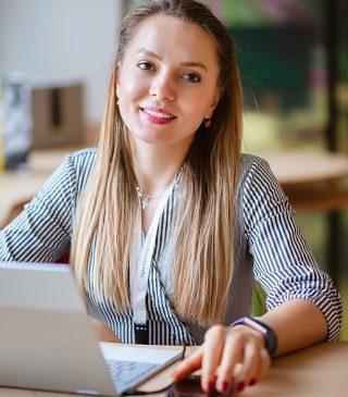 Elena Gherasim este noul Chief Marketing Officer pentru ProductLead