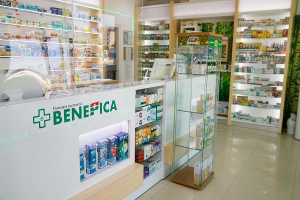 Farmacie partener Benefica Farmexim