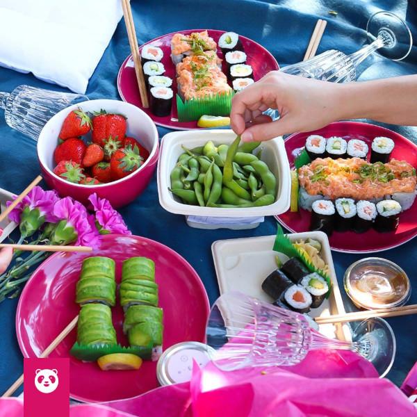 foodpanda_Ziua Internationala a Sushi