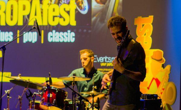 EUROPAfest – Bucharest International Jazz Competition, concerte live, cu public