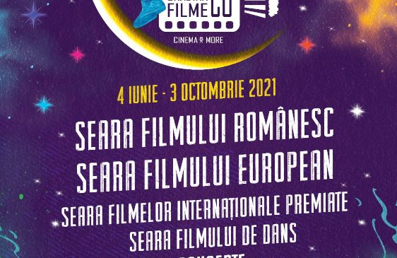 Grădina cu Filme se redeschide pe 4 iunie, în Piața Alexandru Lahovari nr. 7