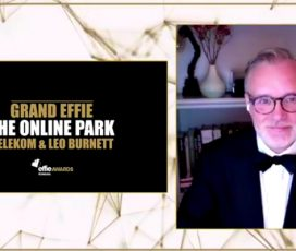 Telekom Romania, Clientul Anului și cea mai înaltă performanță la Gala Effie 2021 Parcul Online, Grand Effie 2021