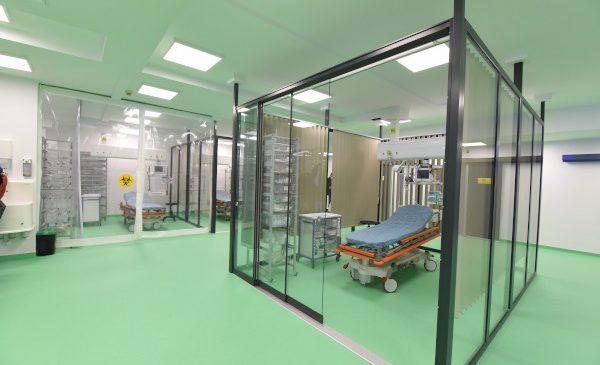 Incep investițiile în spitalele din România