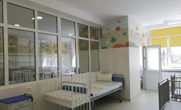 Asociația Zi de Bine inaugurează secția de Pediatrie IV – boli digestive din cadrul Institutului Național de Sănătate a Mamei și Copilului  Alessandrescu-Rusescu București