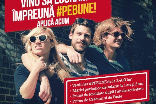Oportunități de angajare la KFC România: 400 de posturi disponibile în restaurantele din întreaga țară