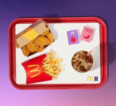 Cea mai așteptată colaborare McDonald's – The BTS Meal este aici