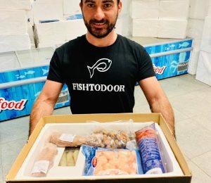 În primul an de la lansare, platforma românească Fish to Door a generat venituri de 1.000.000 euro