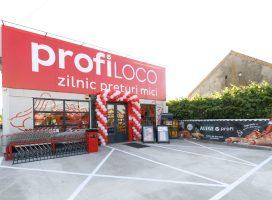 Jebel – Primul magazin Profi Loco în noul format