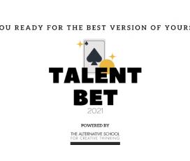 The Alternative School lansează TalentBet 2021