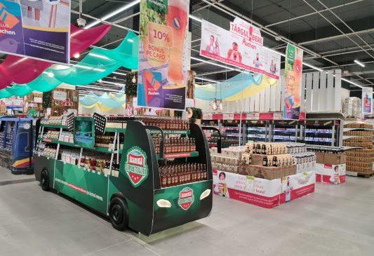 Cel mai mare târg de bere din România și-a deschis porțile la Auchan