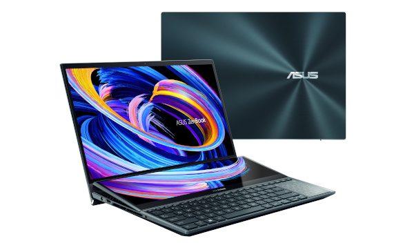 ASUS a adus în România laptopul flagship ZenBook Pro Duo 15 OLED cu ecran principal 4K și ScreenPad Plus