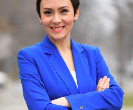 Adriana Nedelea, segment de știri economice în Focus la prima oră